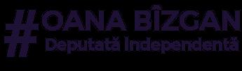 Oana Bîzgan – Parlamentar România Logo